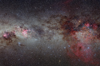 Souther Milky Way